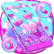 Love Bubble Launcher Chủ đề