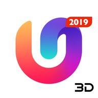 यू लॉन्चर 3 डी: न्यू लॉन्चर 2019, 3 डी थीम