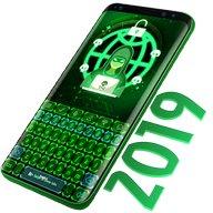 Bàn phím Hacker Green Keys