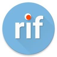 rif is fun for Reddit