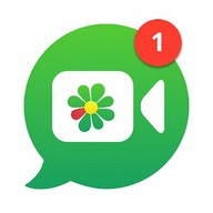 ICQ: Messenger for video calls & group chats