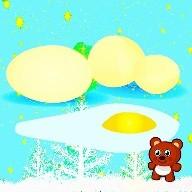 Children Egg Game