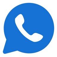 Whatsapp Messenger Tips bleu