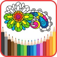 Coloring Book for Adults ? HoliColoring