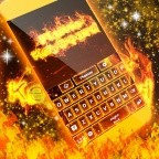 Flames Keyboard 2020