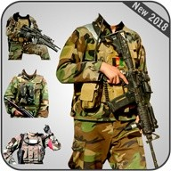 Afghan Army Suit Editor