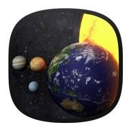 Solar System 3D Free Live Wallpaper