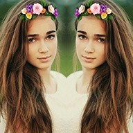 Mirror Image: Pic Collage, Selfie Camera, Stickers