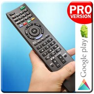 Remote for sony