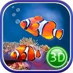 Coral Fish 3D Live Wallpaper