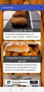 Recetas para cocinar croquetas - Croquetascetas