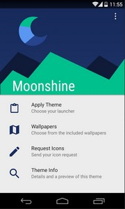 Moonshine - Icon Pack
