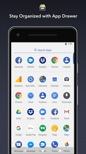 Apex Launcher - Customize,Secure,and Efficient