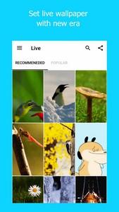 4K Wallpaper - Live & HD Wallpapers (Backgrounds)