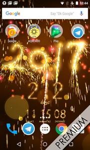 New Year 2020 countdown
