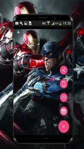 4K SuperHero Wallpapers