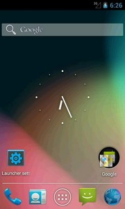 Holo Launcher for ICS