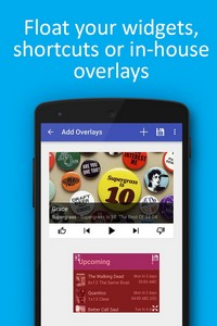 Overlays: Floating Apps Multitasking