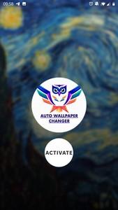 Auto Wallpaper Background Changer