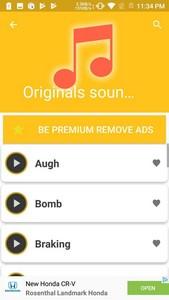 Notification Sounds - Ringtones & Soundboard