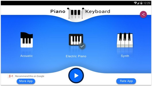 Piano Keyboard : Digital Music App