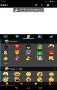 Emojidom emoticons for texting, emoji for Facebook