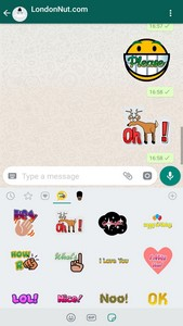 Popular Stickers (for WhatsApp)