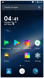 Bling Launcher for android