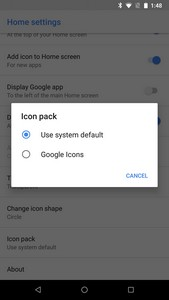 Icon Pack: Google Icons