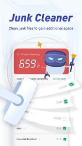 iClean - Phone Booster, Virus Cleaner, Master