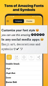 Font Changer - Cool Fonts Keyboard, Stylish Text