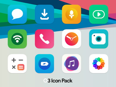 O3 Free Icon Pack