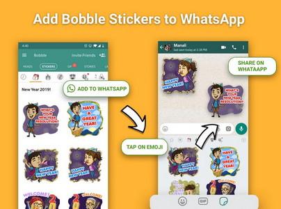 Bobble Keyboard ❤️ Stickers, Themes, Emoji & Ғ◎И†Ⴝ