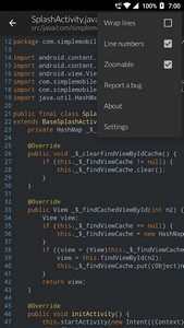 Show Java - A Java Decompiler