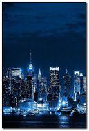 New-York-city-skyline-world