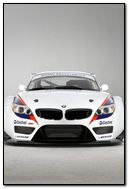 BMW M6 Race Car