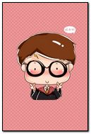 Cartoon Harry Potter