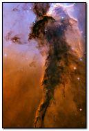Man-Like Nebula