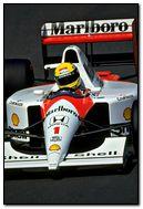Ayrton Senna Mclaren