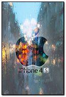 iphone 4s rainy