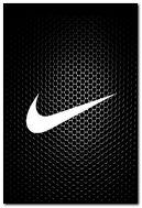 Nike Logo Metal