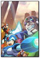 Mega man cartoon