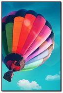 Color Hot Balloon