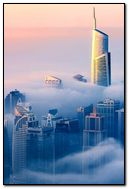 Clouds in dubai Hd