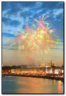 Kremlin's Fireworks