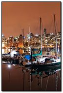 Vancouver-Coal-Harbour-Nights