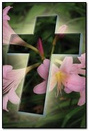 Cross n Flowers