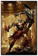 Warrior God