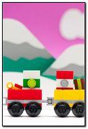 Lego Train Christmas