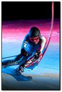 Sochi 2014 Olympic Downhill Skiing
